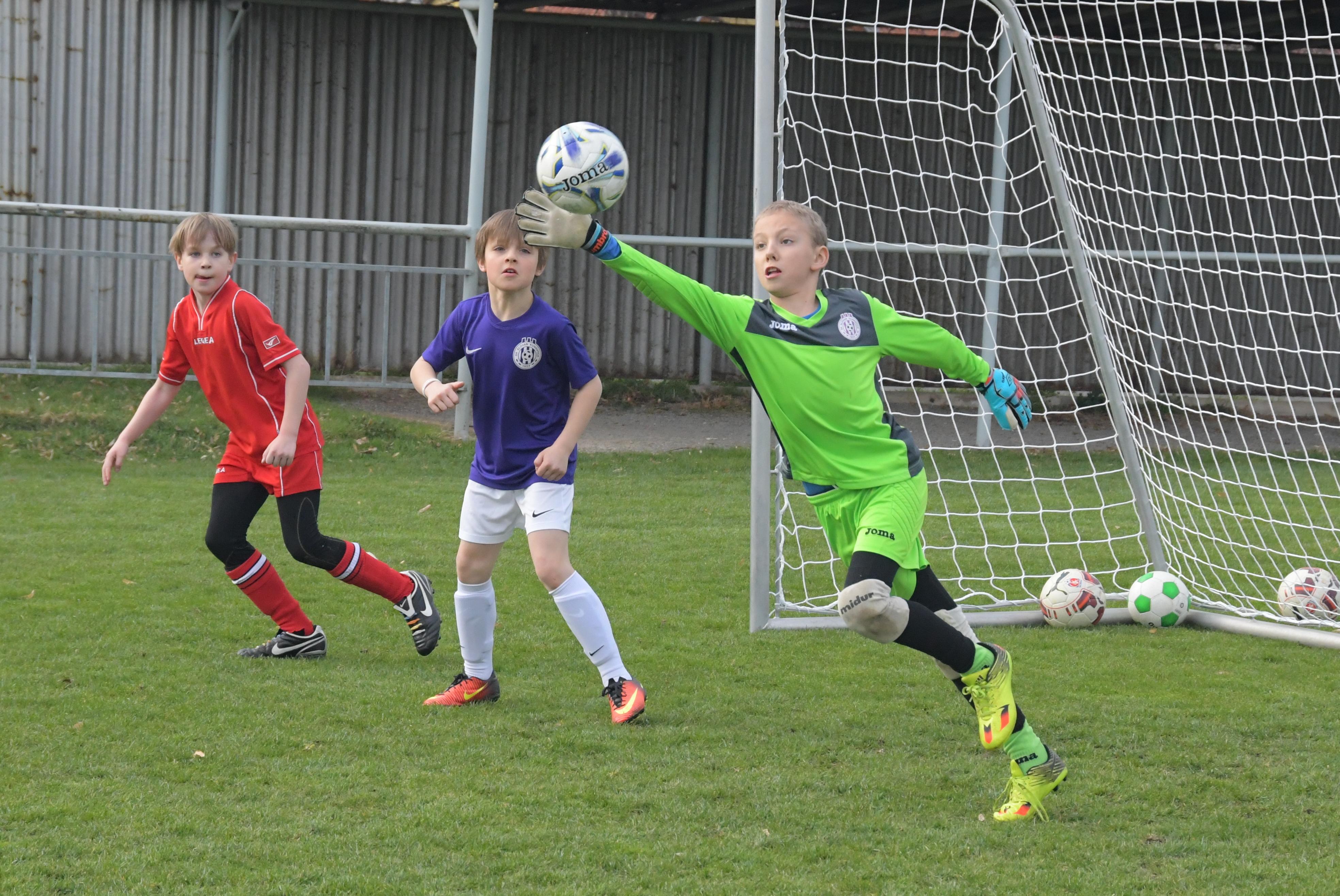 Letní fotbalové soustředění – mládež